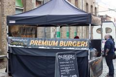 Premium burgers!
