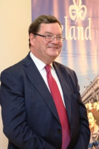 Adrian McDaid Ambassador of Ireland to the Russian Federation